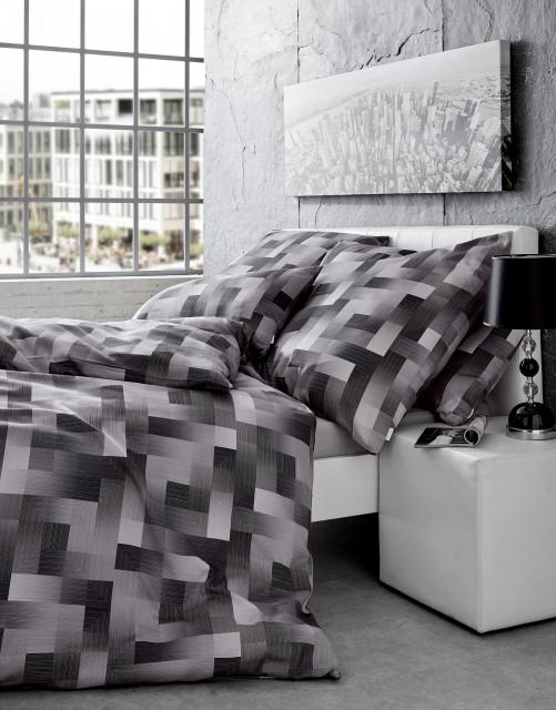Liam 2/1 Garnitur Premium-Satin Luxury Digitaldruck